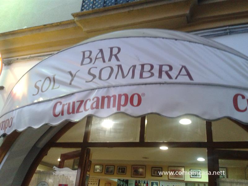 Tapeo flamenco en Sol y Sombra
