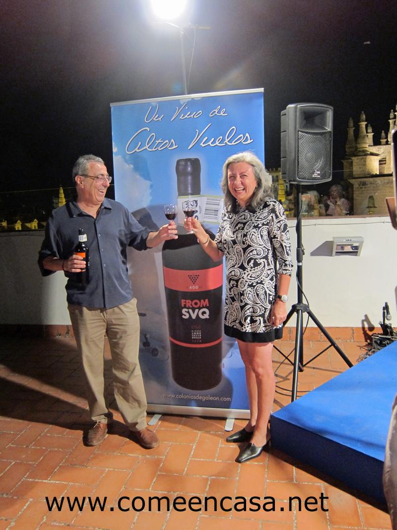 Presentación del vino From SVQ