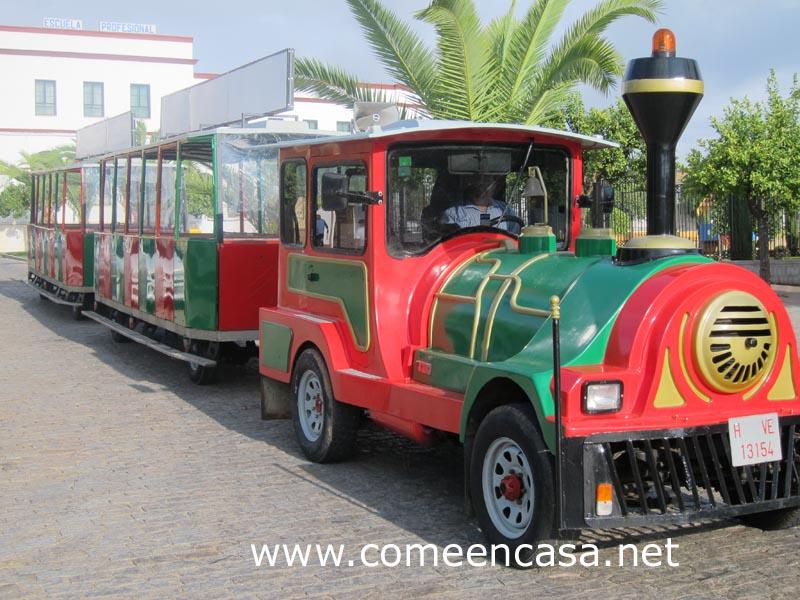 Ruta Vinotren Entorno de Doñana