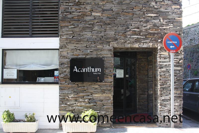 Acanthum, en las Jornadas Gastronómicas de Huelva