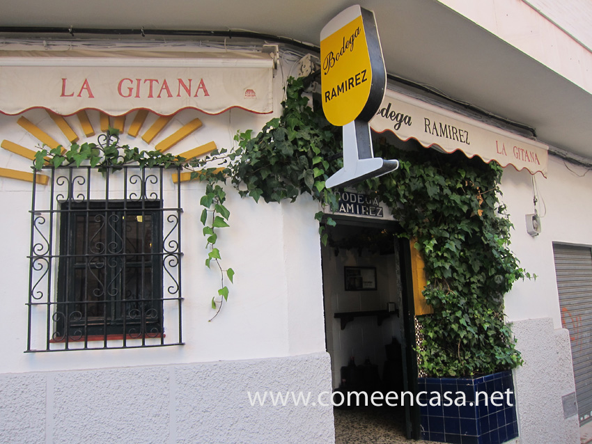 La Bodeguita Ramírez de Huelva
