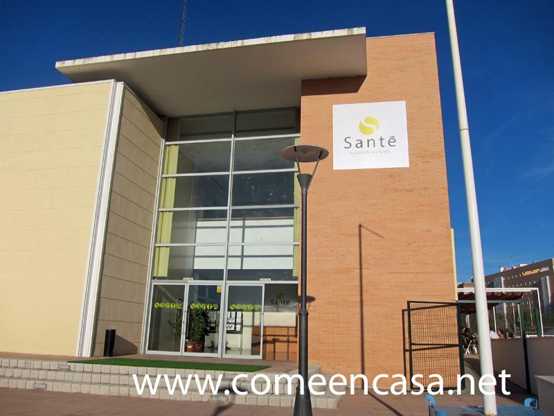 Club Santé, deporte y comida en familia