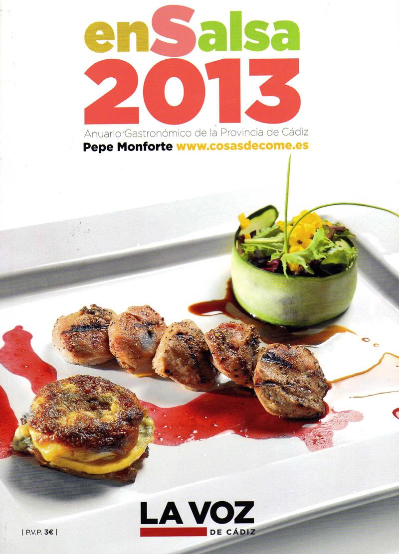 Anuario En Salsa 2013