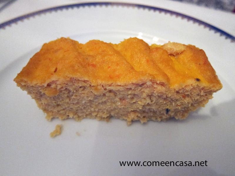 Pastel de pescado al microondas come en casa - Cocinar pescado en microondas ...