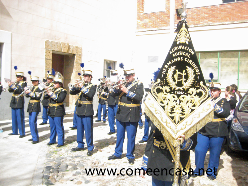 III Tapa Cofrade