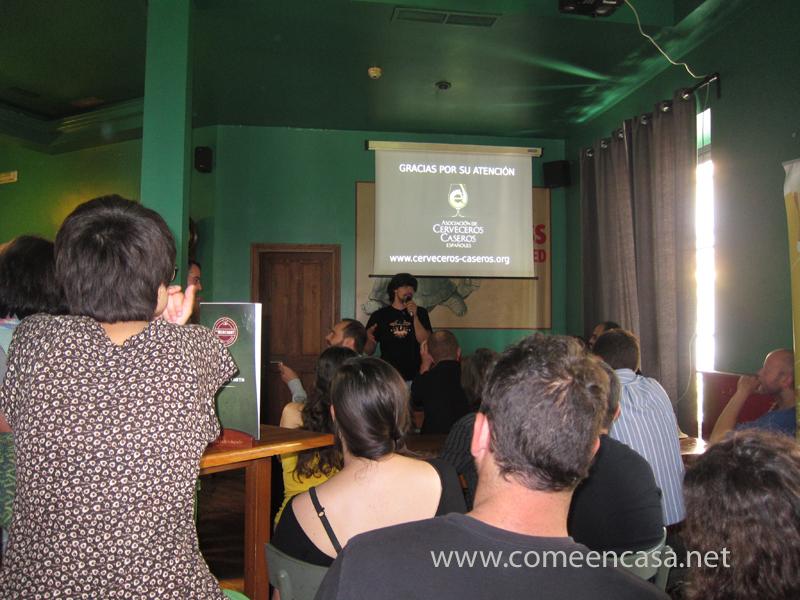 I Concurso de Cerveceros Caseros