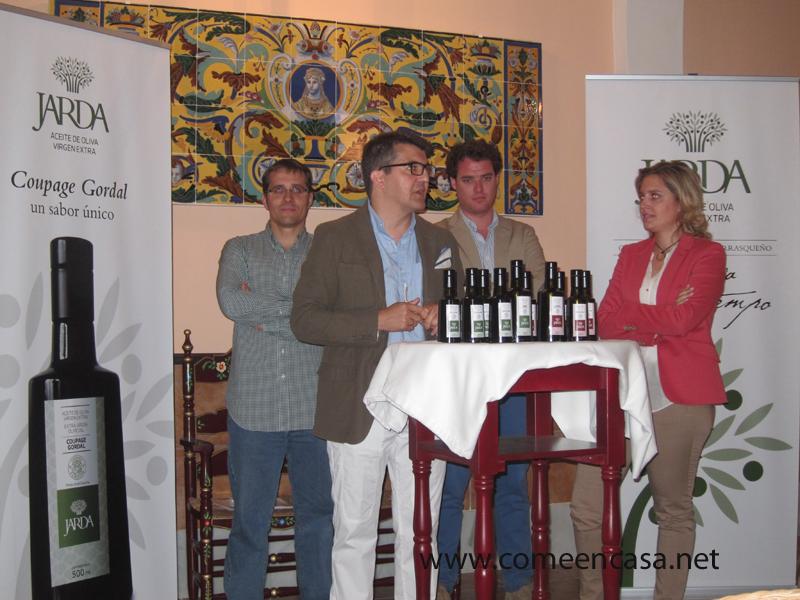 Jarda, aceites de autor en Sevilla