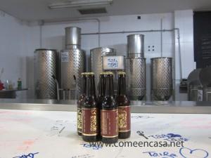Cata cerveza Taifa1