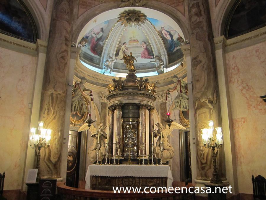 La Santa Cueva, joya escondida en Cádiz