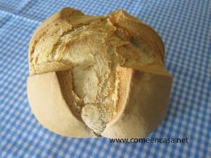 cincuenta gramos de pan