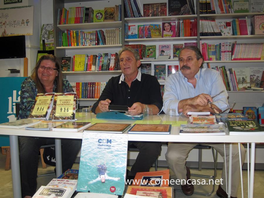 Encuentro bloguero-gastronómico en Las Libreras