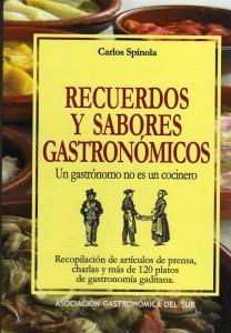 Recuerdos y sabores gastronómicos