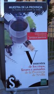 Muestra vinos y licores de la provincia