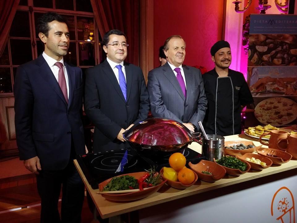 El sabor de Portugal en Sevilla