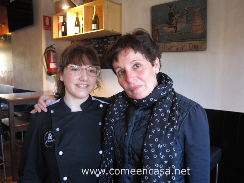 La cocina de Natalia en Arteysolera