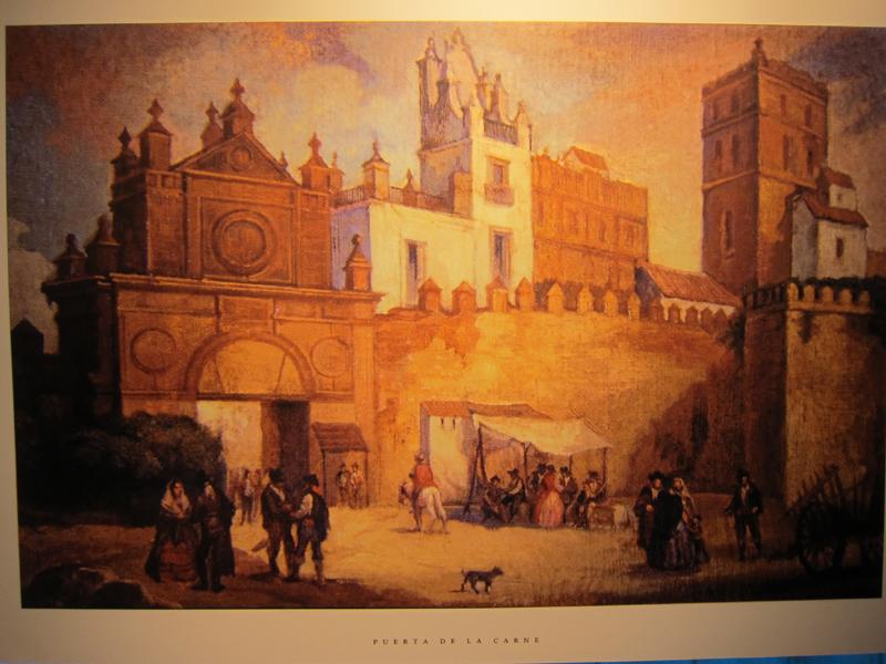 Puertas de Sevilla, ayer y hoy