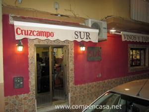 Vinos y Tapas Sur1