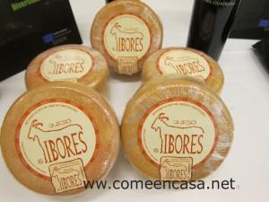 Cata quesos IBORES