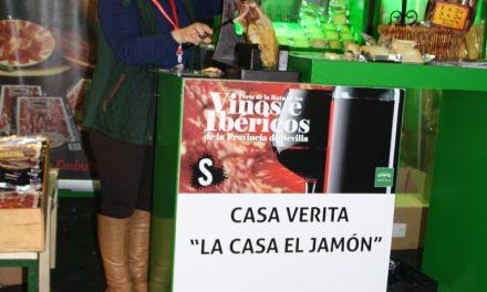Feria de Vinos e Ibéricos de Sevilla