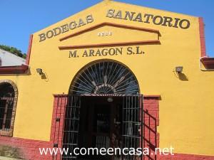 Bodega Sanatorio portada