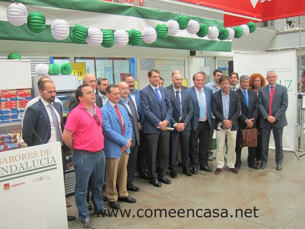 """GM Cash presenta """"Sabores de Andalucía"""
