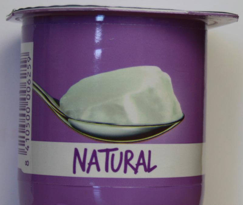 El yogur más serio sin duda