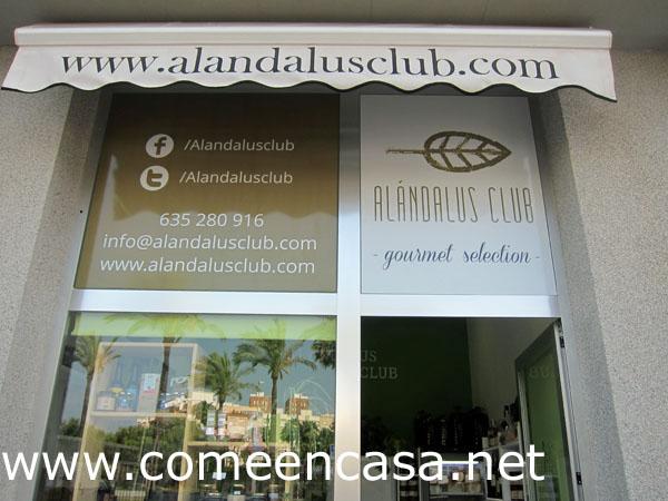 ALANDALUS CLUB abre tienda en Cádiz