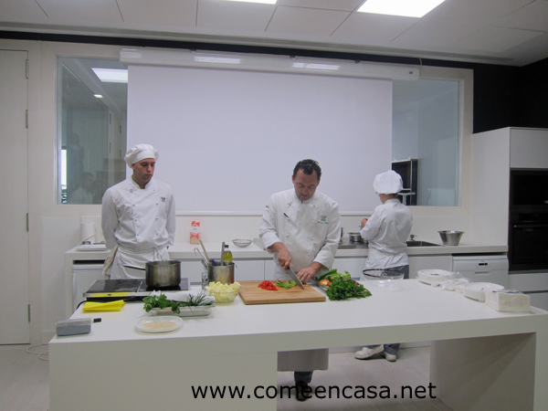 Seminario de Cocina Sana, sencilla y Sabrosa (I)