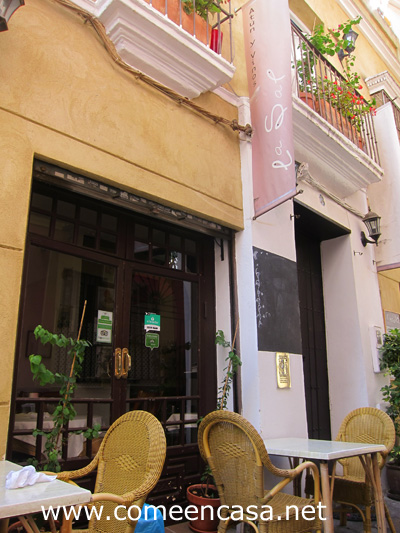 Restaurante La Sal,  Sevilla