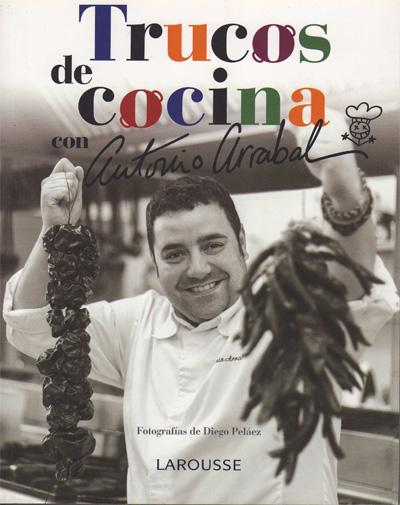 Un libro: «Trucos de Cocina»