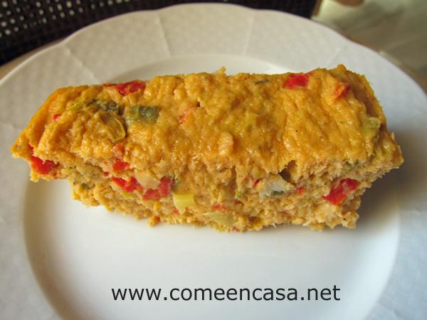 Pastel de pescadilla y berberechos