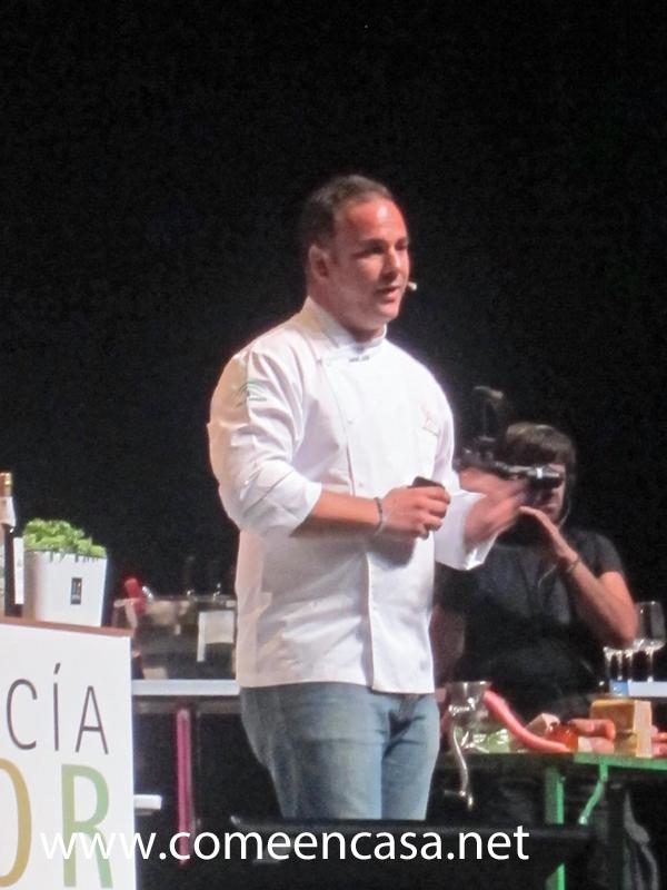 Ángel León en Andalucía Sabor