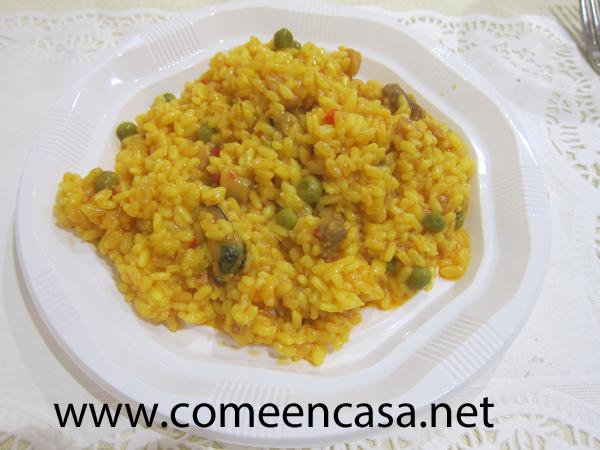 Un arroz solidario, eficiente y rico