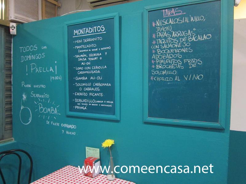 De Buen Comer: cocina casera y variada
