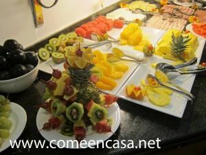 hotel becquer frutas