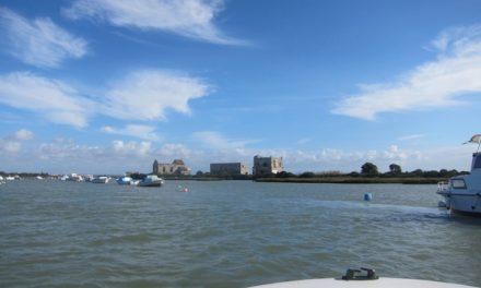 Los Toruños, un parque en el mar de Cádiz
