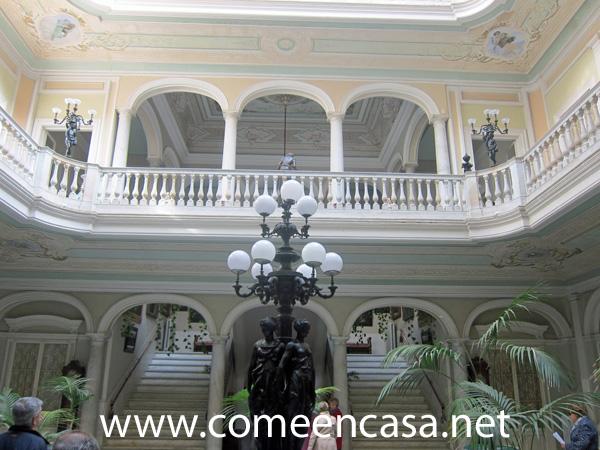 La Casa Palacio Moreno de Mora