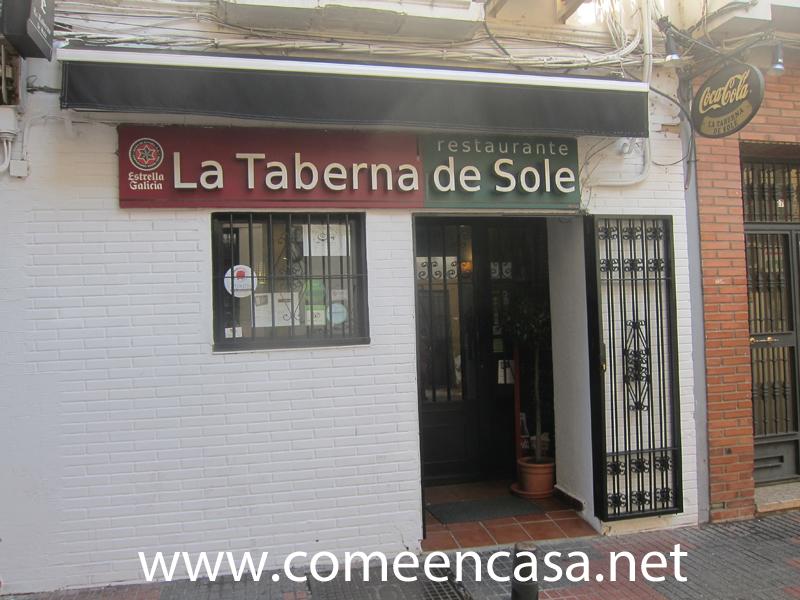 Mérida gastronómica 2016 – La Taberna de Sole