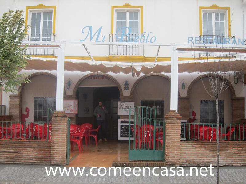 Bar Mi Pueblo, Olvera