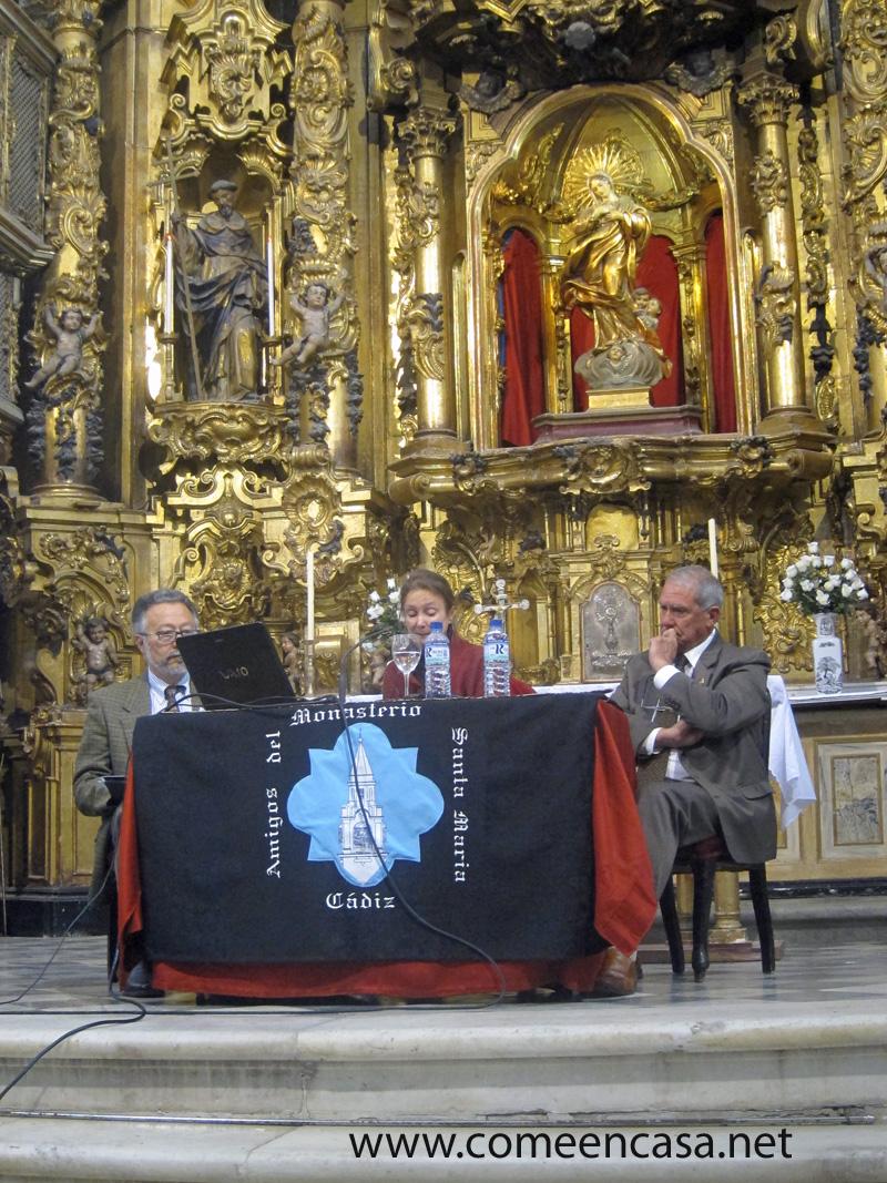 Un convento para la historia de Cádiz