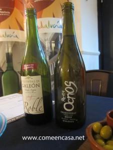Cata aceite Lalola vinos