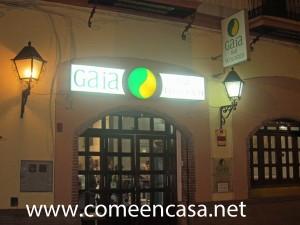Gaia fachada