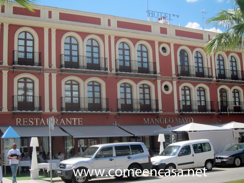 Restaurante Manolo Mayo – Los Palacios