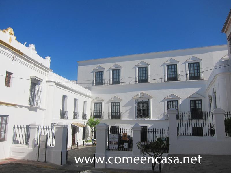 Palacio de Medina Sidonia y su archivo