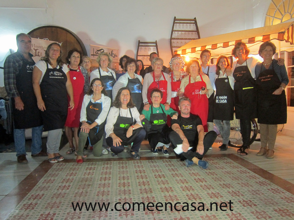 Gastroblogs: once blogueros en la cocina