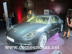 Gala Porsche Panamera Gourmet 2016