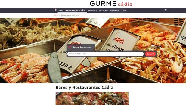 Gurmé Cádiz, otra voz gastronómica