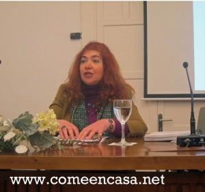Conferencia Tía Norica Desirée