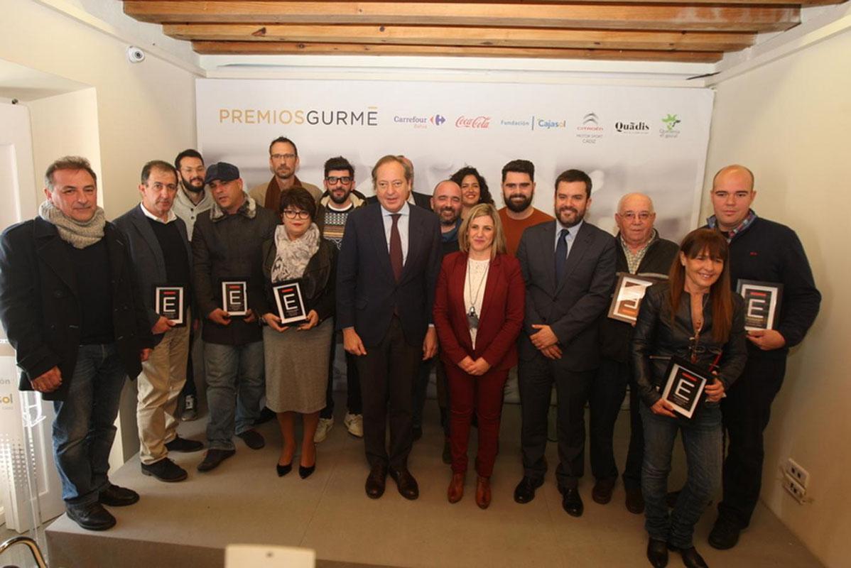 Entrega premios Gurmè Cádiz