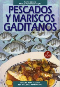 Pescados y mariscos gaditanos libro